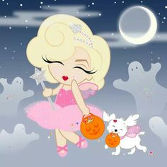 Halloween Marilyn Monroe