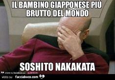 A Captain Picard Facepalm meme. Caption your own images or memes with our Meme Generator. Memes Humor, Funny Memes, Vape Memes, Jw Memes, Vape Facts, Jw Humor, Sarcastic Memes, Funny Humour, Funniest Memes