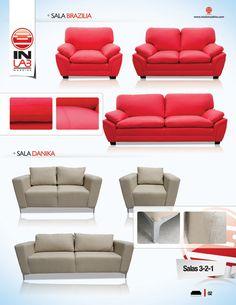 Salas Sillones Love Seat Sofas De Inlab Muebles
