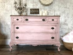 Updating An Outdated Dresser • Fusion™ Mineral Paint