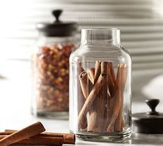 Spice Jar #potterybarn 6 oz or so