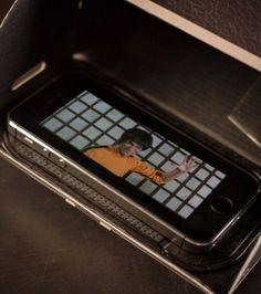 Projecteur pour smartphone