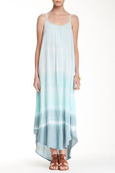 Sea Breeze Long Dress by Tiare Hawaii on @HauteLook