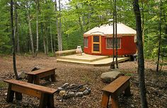 I've accepted that I'm just one of those people who will probably end up living in a yurt, geodesic dome, converted barn, or other odd hippie housing.
