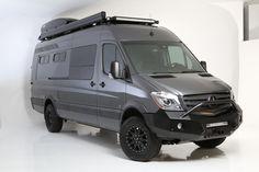 MF Adventure Sprinter Van - 170ex 2500 4x4