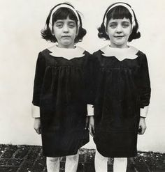 Twins. Ghosts in The Shining taken from this, or so I believe is the case.