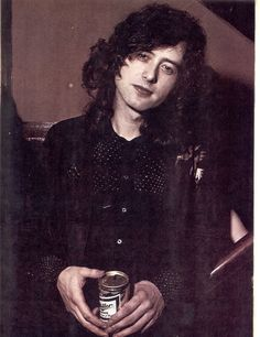 You Can't See Robert's Butt — Ladies & ladies: Mr James Patrick Page. Look at...