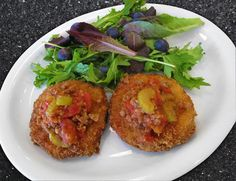 Great recipe for a delicious and healthy dinner, using fresh vegetables and herbs