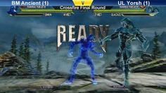 Crossfire Final Round Killer Instinct - BM Ancient (Thunder, Omen) vs UL...