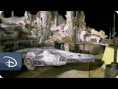 """Disney Unveils Plans for """"Immersive"""" Star Wars Resort and New Theme Park Animation   Netfloor USA"""