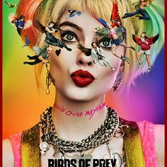 Birds of Prey 2020 Harley Quinn Margot Robbie Poster HD Mobile, Smartphone and PC, Desktop, Laptop wallpaper resolutions. Joker Y Harley Quinn, Harley Quinn Drawing, Margot Robbie Harley Quinn, New Harley, Margot Robbie Poster, Warner Bros Pictures, New Joker Movie, Full Lace Front Wigs, Cassandra Cain