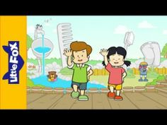 ▶ This Is the Way - Song for Kids by Little Fox - YouTube