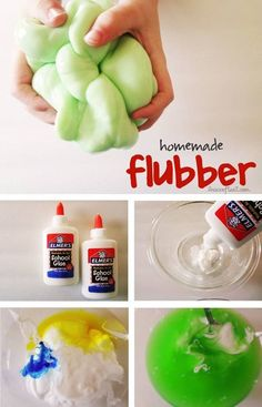 We are always looking for fun sensory recipes to do at home. Here is one such idea - homemade flubber. Squeeze it. Squash it. Play with it. Hours of fun. And the best thing is, you make your own at…