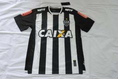 Atletico Mineiro Jersey 2016/17 Season Home Soccer Shirt [E473]