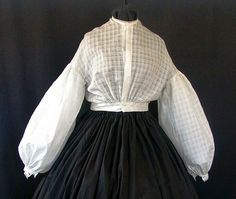 garibaldi shirt | Confessions of a Reenactor: Improving Authenticity: How A Lady Should ...