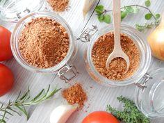 Osvědčený recept na vynikající domácí koření špagety. Skvělé rajčatové koření bez konzervantů, éček a dochucovadel. Pokud nedáte do směsi žádnou Korn, Pesto