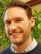 Tyler Blackwell, executive director of the Center for Arabic Language & Culture in Chicago