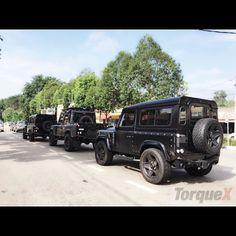 #TorqueX #landroverdefender #chelseatruckco #kahndesign #malaysia #autocityjuru by torquex #TorqueX #landroverdefender #chelseatruckco #kahndesign #malaysia #autocityjuru