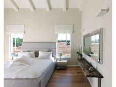 """חדר שינה הורים, נוף לחורשה (ריהוט: """"סיאם"""")"""
