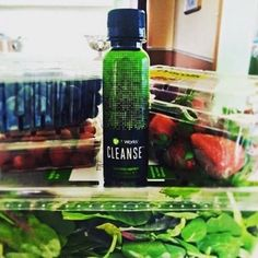I'm doing my It Works Cleanse today! I'm getting a TON of questions  about it so here is the lowdown! It's SO simple! -- One of these small bottles in the morning with breakfast and 1 at night with dinner for 2 days. Top signs you need a cleanse:  Low Energy/Always tired  Brain Fog  Constipation/Irregular bowel movements  Difficulty losing weight - even with exercising/eating healthier  Always sick  Bad breath Yes! You can eat  on this Cleanse. Yes! This cleanse is white pants approved. Yes…