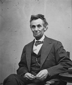 Original Photo of Lincoln