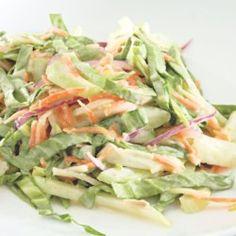 Crunchy Bok Choy Slaw  - EatingWell.com