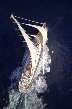 Sailing Yacht Mirabella