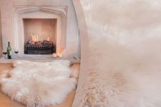 Discover and save on of great deals at nearby restaurants, spas, things to do, shopping, travel and more. LivingSocial: Own the Experience. Large Sheepskin Rug, Little Haven, Fluffy Rug, Golden Leaves, Flat Ideas, Seasons Of The Year, Winter Is Here, Home Comforts, Simple Pleasures