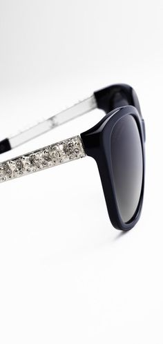 976c6b95b2 Butterfly acetate sunglasses with... - CHANEL Ray Ban Sunglasses Outlet