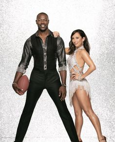 TO and Cheryl Burke - Dancing With the Stars