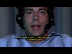 In the tv show Chuck he mentions flight oceanic flight 815 which is the plane in the tv show lost !!!!!!!!