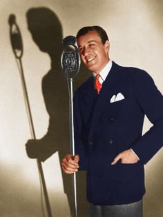 Russ Colombo was Bing Crosby's rival in the early 30s, with hit records, a radio show, and the promising start of a film career. But his life was cut short in a bizarre accident with an antique pistol in 1934