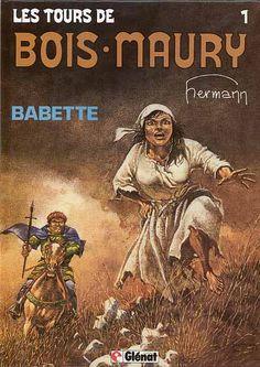 Les tours de Bois-Maury -1- Babette  -  1984