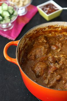 My mum's chicken potato curry recipe is a favorite with all of our family and friends. Easy to make and insanely delicious! Chicken And Potato Curry, Chicken Potatoes, Indian Food Recipes, Asian Recipes, Canadian Recipes, Healthy Recipes, Curry Dishes, Vegetable Curry, Island Food