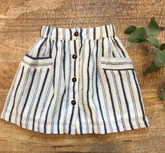 Girls, Fashion, Vestidos, Striped Skirts, Toddler Girls, Moda, Daughters, Fashion Styles, Maids