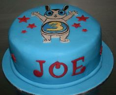 1000 Images About Cbeebies Cakes On Pinterest Birthday