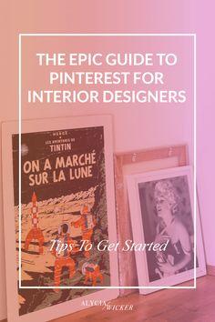 Pinterest For Interior Designers