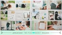 Gallery - Videos - Project Life with Two Peas - Two Peas in a Bucket