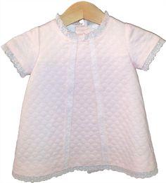 El Dedal Artesano: Ranitas bebe y vestido infantil
