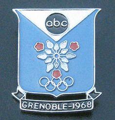 ABC 1968 Winter Olympics Logo