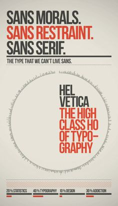 Sans morals. Sans restraint. Sans serif. Haha. Is it bad that I'm actually laughing right now? #thelifeofthenerdyartist