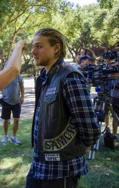 charlie hunnam jax teller SOA sons of anarchy