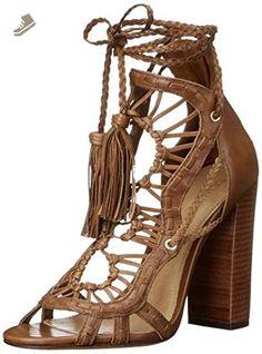 Schutz Women's Dubai Gladiator Sandal, Glove, 9.5 M US - Schutz pumps for women (*Amazon Partner-Link)