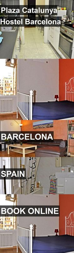 Hotel Plaza Catalunya Hostel Barcelona in Barcelona, Spain. For more information, photos, reviews and best prices please follow the link. #Spain #Barcelona #PlazaCatalunyaHostelBarcelona #hotel #travel #vacation