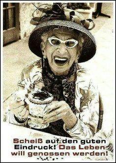 Freude am Leben sollte kein Alter kennen