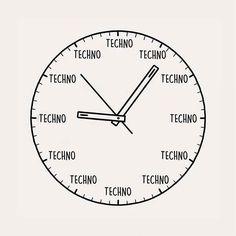 Good morning and good monday!! It's time to techno! #lessdramamoretechno #itsallaboutmusic #techno #whattimeisit #techno247 #musicisalwaysagoodidea