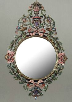 Mirror from Jay Strongwater