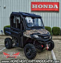 Honda Pioneer 700 For Sale : Chattanooga TN / GA / AL area ATV / Side by Side Dealer - Honda of Chattanooga