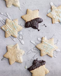 Thanksgivukkah Day 2: Cardamom Cookies: Great recipes and more at http://www.sweetpaulmag.com !! @Sweet Paul Magazine