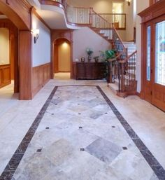 1000 Images About Entry Way On Pinterest Tile Patterns